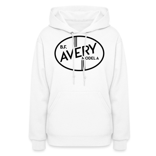 B.F. Avery Model A emblem - Autonaut.com - Women's Hoodie