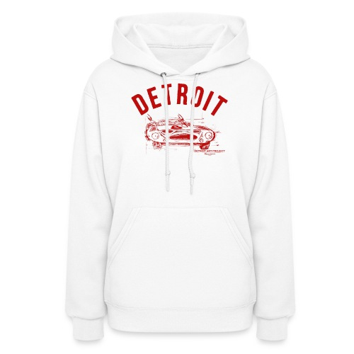Detroit Art Project - Women's Hoodie