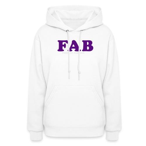 FAB Tank - Women's Hoodie