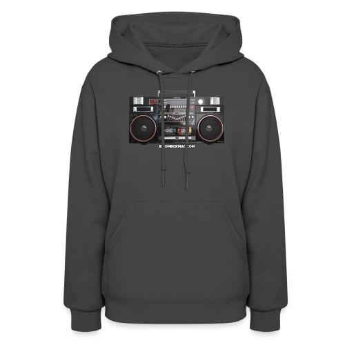 Helix HX 4700 Boombox Magazine T-Shirt - Women's Hoodie