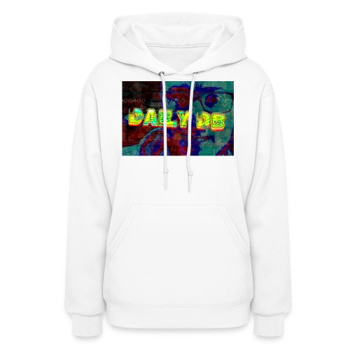 daily db poster - Women's Hoodie
