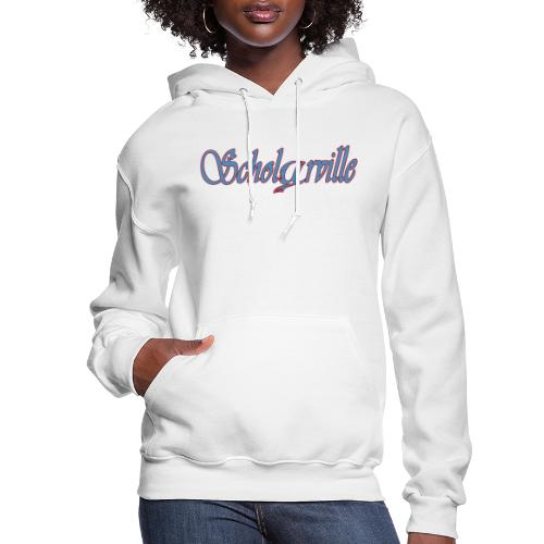 Welcome To Scholarville - Women's Hoodie