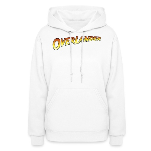 Overlander - Autonaut.com - Women's Hoodie