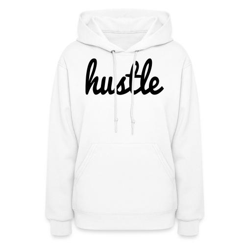 hustle vector - Women's Hoodie