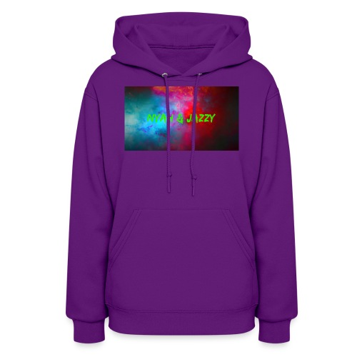 NYAH AND JAZZY - Women's Hoodie