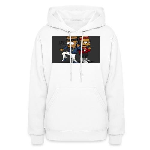 Sweatshirt - Women's Hoodie