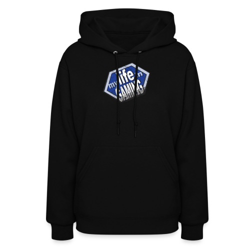My Life In Gaming sticker - Women's Hoodie