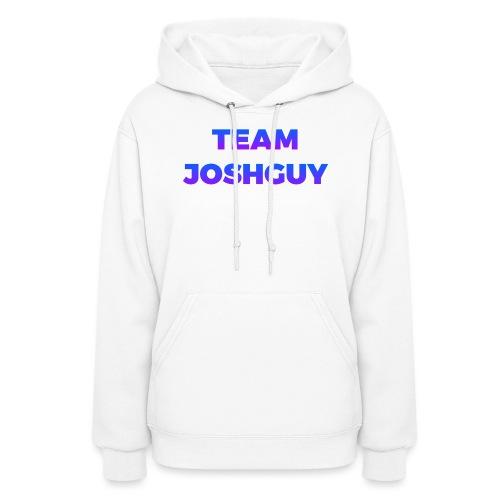 Team JoshGuy - Women's Hoodie