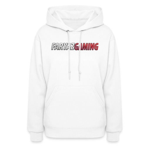 FaryazGaming Text - Women's Hoodie