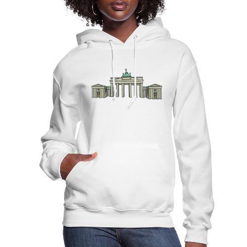 Brandenburg Gate Berlin - Women's Hoodie