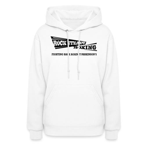 I Am Rock Steady T shirt - Women's Hoodie
