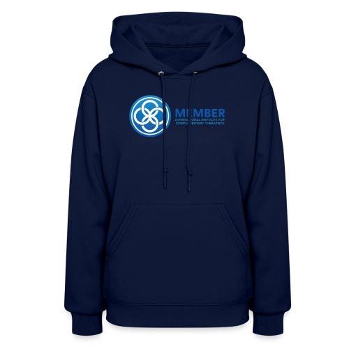 IICT Member Logo - Women's Hoodie