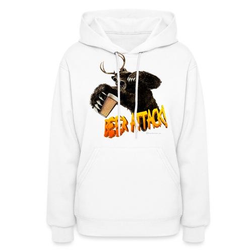 BEER ATTACK! - Women's Hoodie