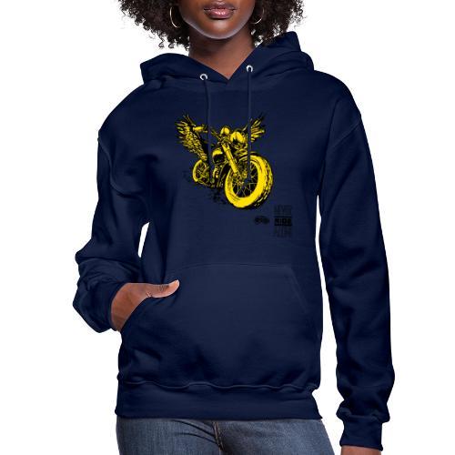 Flying Rat Yellow Edition - Women's Hoodie