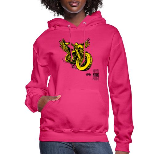 Flying Rat Yellow Edition - Women's Hoodie