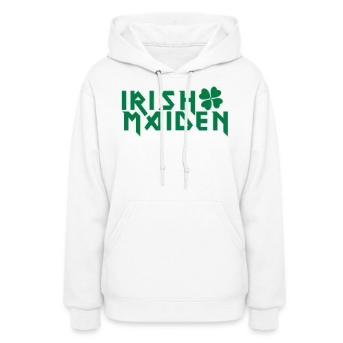 irish_maiden - Women's Hoodie