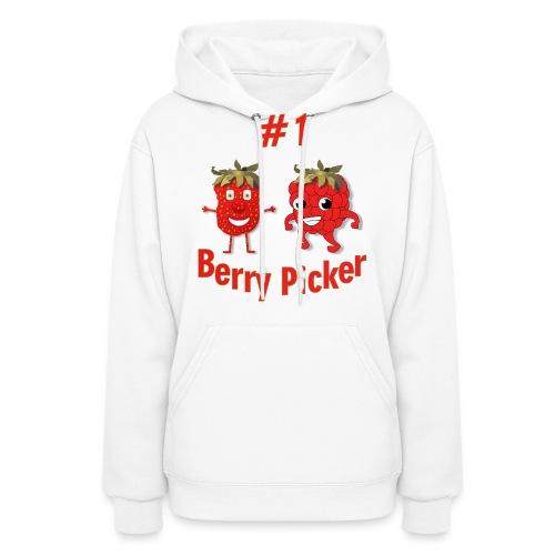 #1 Berry Picker - Women's Hoodie