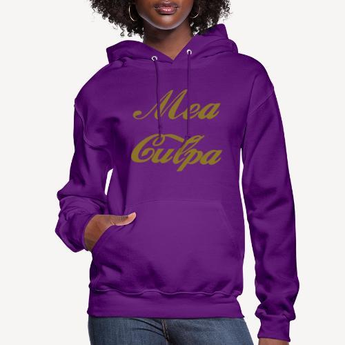 MEA CULPA - Women's Hoodie
