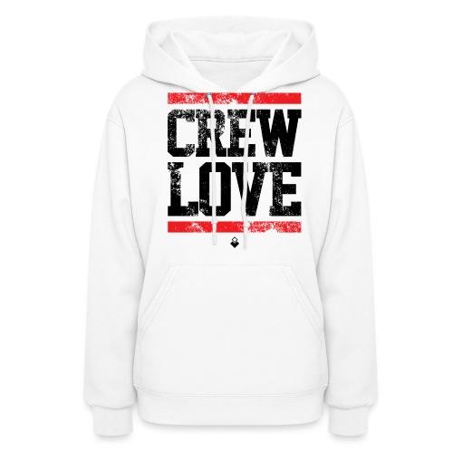 crew love - Women's Hoodie