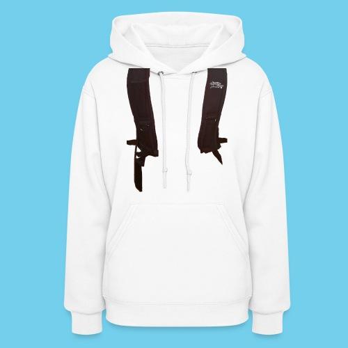 Backpack straps - Women's Hoodie
