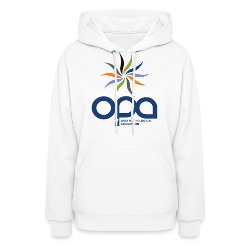 Hoodie with full color OPA logo - Women's Hoodie