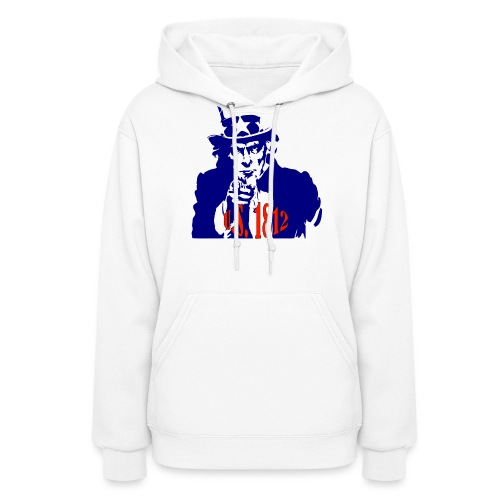 uncle-sam-1812 - Women's Hoodie