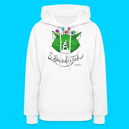 Fantastic Contraption I (uncensored) - Women's Hoodie
