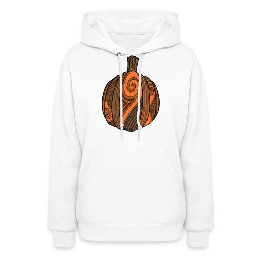 Art Pumpkin - Women's Hoodie