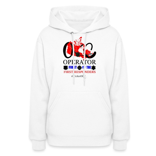 We Are OCC Plus Size - Women's Hoodie