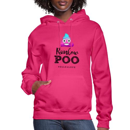 Rainbow Poo - Women's Hoodie