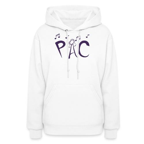PAC Logo Purple - Women's Hoodie
