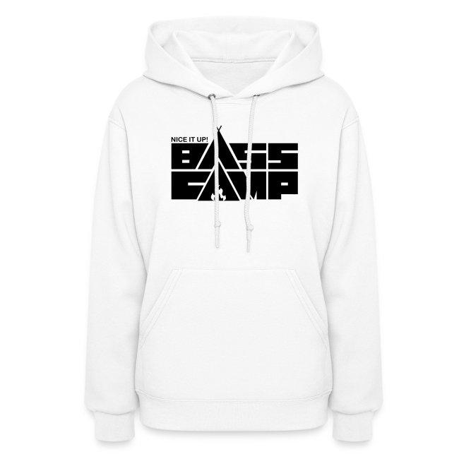 Nice it up! Bass Camp logo - Black