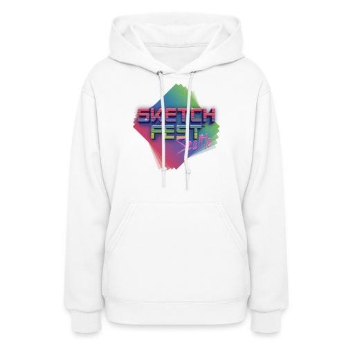 SketchFest2016 Tshirt 2500x2500 png - Women's Hoodie
