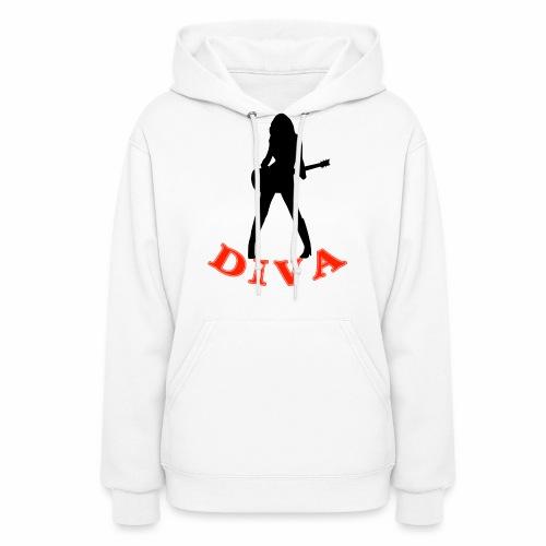 Rock Star Diva - Women's Hoodie