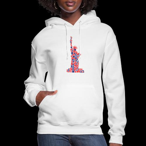 Statue of Liberty | American Icons - Women's Hoodie