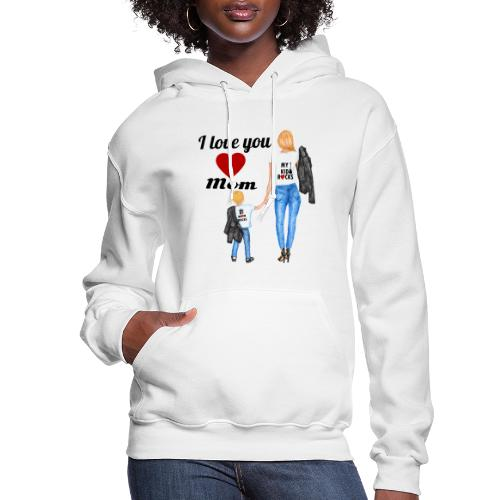 Mother's day gift from daughter, Mother's Day Gift - Women's Hoodie