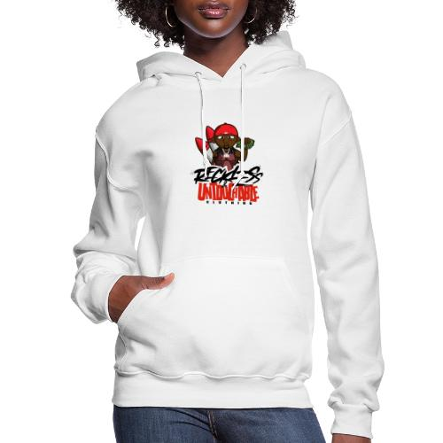 Reckless and Untouchable_1 - Women's Hoodie