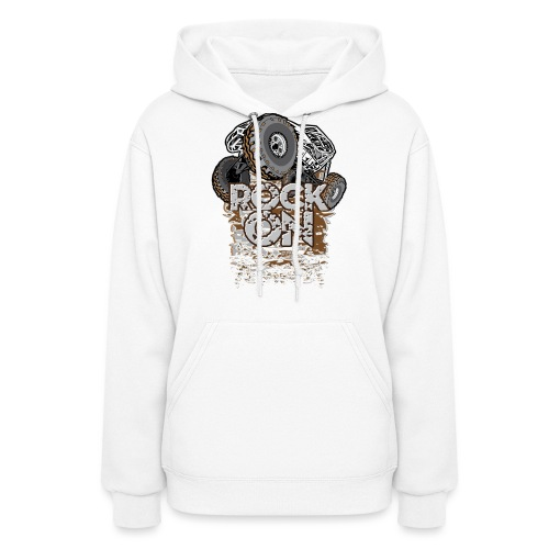 Rock Bouncer Buggy - Women's Hoodie