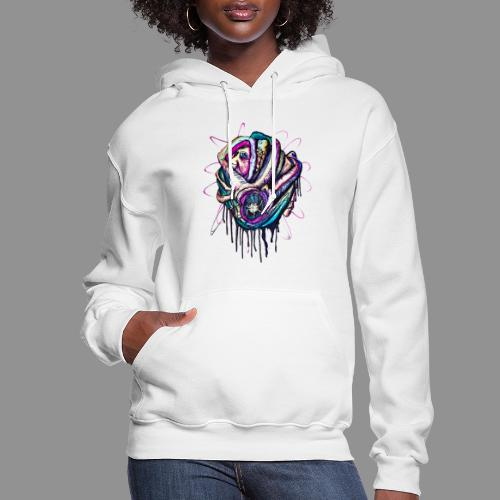 The Virus of Disinformation - Women's Hoodie