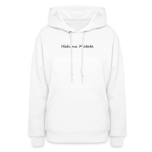 Hakuna Matata - Women's Hoodie