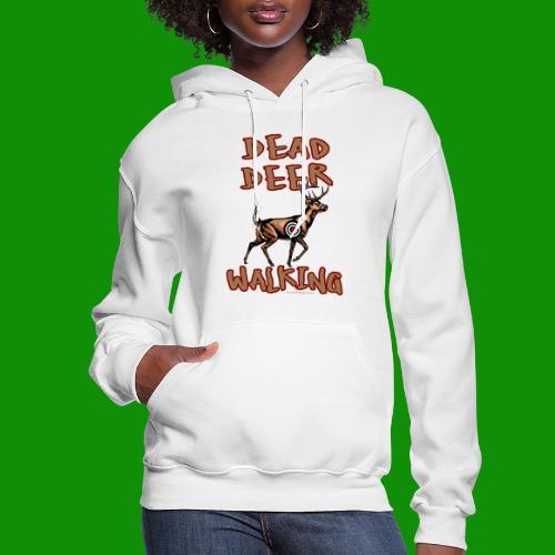 Dead Deer Walking - Women's Hoodie