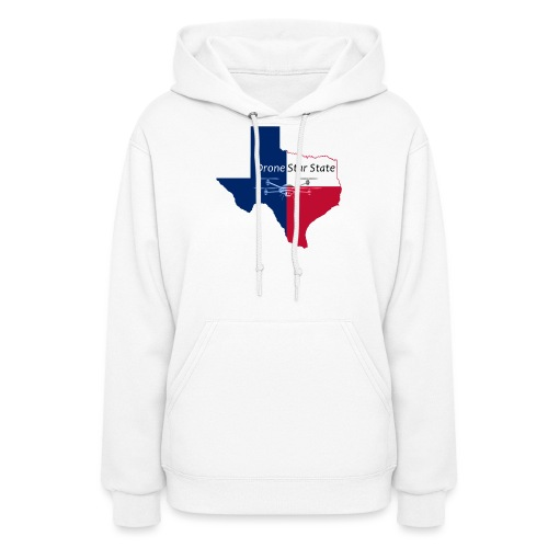 Drone Star State - Women's Hoodie