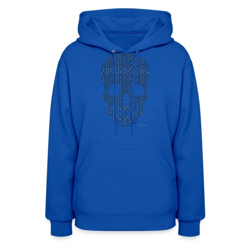 Hacker binary - Mens - Women's Hoodie