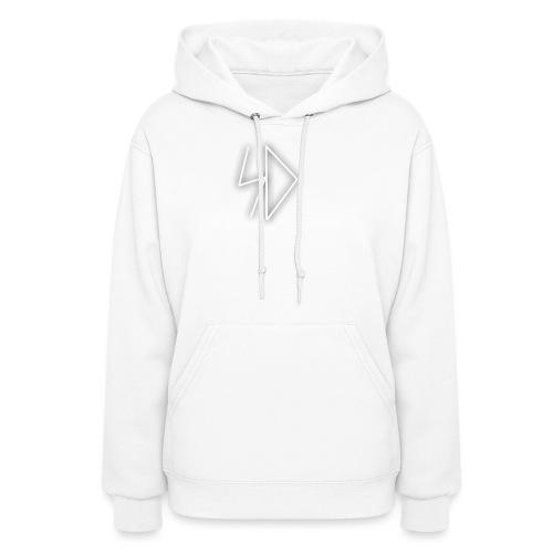 Sid logo white - Women's Hoodie