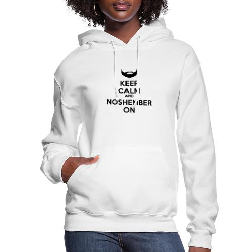 Noshember.com iPhone Case - Women's Hoodie