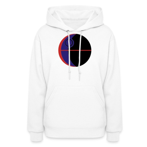 This Is Not A Moon - Women's Hoodie
