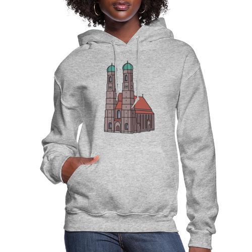 Munich Frauenkirche - Women's Hoodie