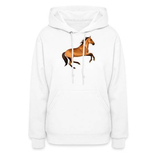horse riding - Women's Hoodie