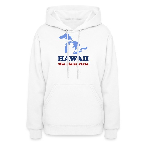 Geographically Impaired - Women's Hoodie