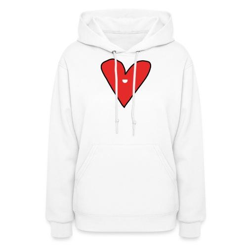 Heart - Women's Hoodie